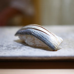鮨 つぼみ - 小鰭