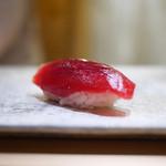 鮨 つぼみ - 鮪赤身