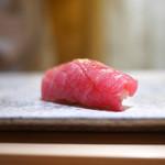 鮨 つぼみ - 大トロ