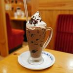 コメダ珈琲店 - カフェモカジェリコ