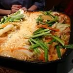 トタン屋 - 選べるコースのチーズタッカルビ