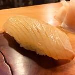 吉乃寿司 - アイナメ 醤油