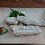 寿司和甲 - 穴子白焼き
