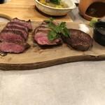 熟成肉バル イチノミヤウッシーナ -