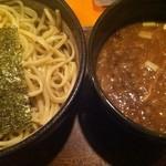 つけ麺もといし - 2011.6 つけ麺780円