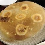 87331045 - 楊特製 皮も手作り焼き餃子(5個)¥590