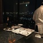 新横浜プリンスホテル - 鮑も鯛も待機中