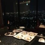 新横浜プリンスホテル - さりげなく後ろでレモンがカットされていた!
