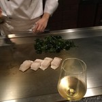 新横浜プリンスホテル - 三陸の肉厚若芽