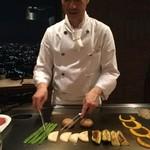 新横浜プリンスホテル - 蘊蓄が無いので気軽に仲間でお喋りしながら食べられて嬉しい!