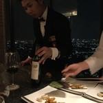 新横浜プリンスホテル - シャトー・スータール1992年のヴィンテージとの説明