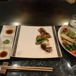 新横浜プリンスホテル - 素材が良いのでどのソースも美味しかった!