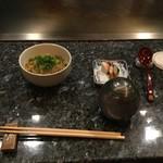 新横浜プリンスホテル - 締めのガーリックライスにじゃこが最高