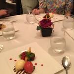 新横浜プリンスホテル - ノルウェーでは取り放題のフルーツも日本では貴重