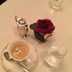 新横浜プリンスホテル - 一口飲んでから気がついたコーヒー