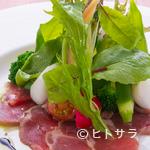 新洋食 KAZU - 鮮度が大切。士別しずお農場のサフォークラム