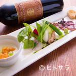 新洋食 KAZU - 美味しいお料理とワインの前では、思わず会話も弾みます!