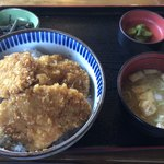 穂菜味亭 - 料理写真:タレかつ丼:980円
