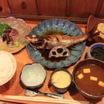 バスキング食堂 - 料理写真:お魚定食 1000円