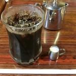 喫茶スター - アイスコーヒー
