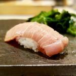 ゆう座 - [2018/05]寿司③ 中とろの握り