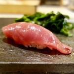 ゆう座 - [2018/05]寿司⑨ 赤身の握り