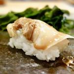ゆう座 - [2018/05]寿司⑩ 煮はまの握り