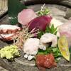 和おん - 料理写真:お造り五種