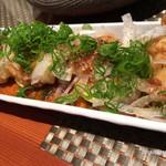和おん - 太刀魚葱まみれ