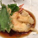 和おん - 海老と野菜天ぷら