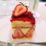 レストラン デュ パルク - フレジエ(税抜き700円)