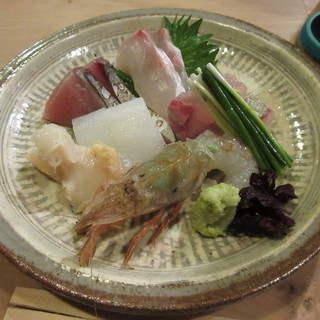 旬味 泰平 - 料理写真:お刺身盛合せ