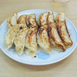 中華料理天鳳 - 餃子