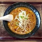 カレーハウス CoCo壱番屋 - 料理写真:濃厚カレーラーメン810円、10辛プラス105円です。