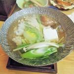 飛車角 - 鱧すき鍋