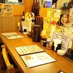 東京まんぷく  - 店内 2