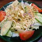 美味館 - 野菜サラダ