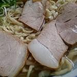 ケンちゃんラーメン - チャーシュー