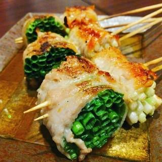 """◇豚×野菜◇安ウマ&ヘルシー☆巷で話題の""""野菜巻き串""""!"""