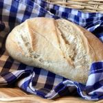 ハンス・ホールベック  - Aランチのパン