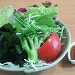 大戸屋 - グリーンサラダ