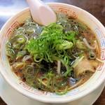 新福菜館 - 中華そば(小)