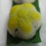 渡部菓子店 - 料理写真:なると餅