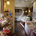 仏蘭西菓子 La France - 店内