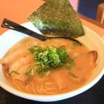 麺の蔵 我天 - 料理写真:鶏白湯チャーシューめん