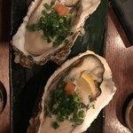 こもれび - 岩手産の生牡蠣