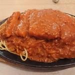 レストラン泉屋 - ミートカツ