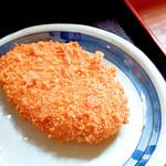 上野製麺所 - コロッケ