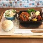 あおくまカフェ - 夏野菜ラタトゥイユ♡