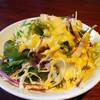 パティヤラパレス - 料理写真:ランチサラダ